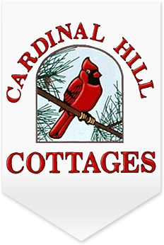 Cardinal Hill Cottages in Branson Missouri