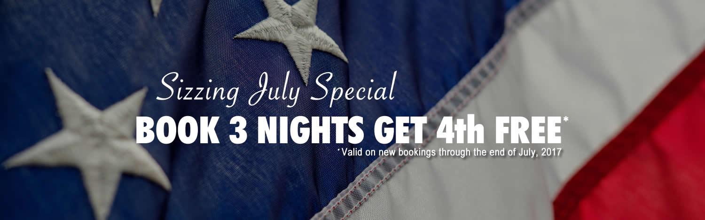 July Resort Special